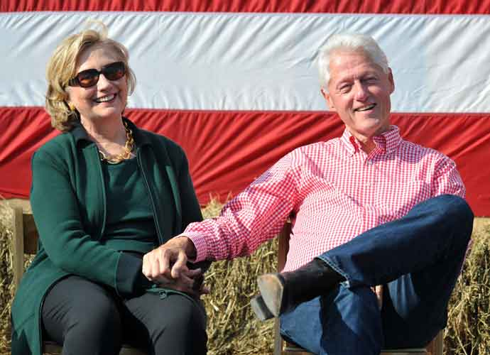 Bill Clinton Defends Statements On Monica Lewinsky