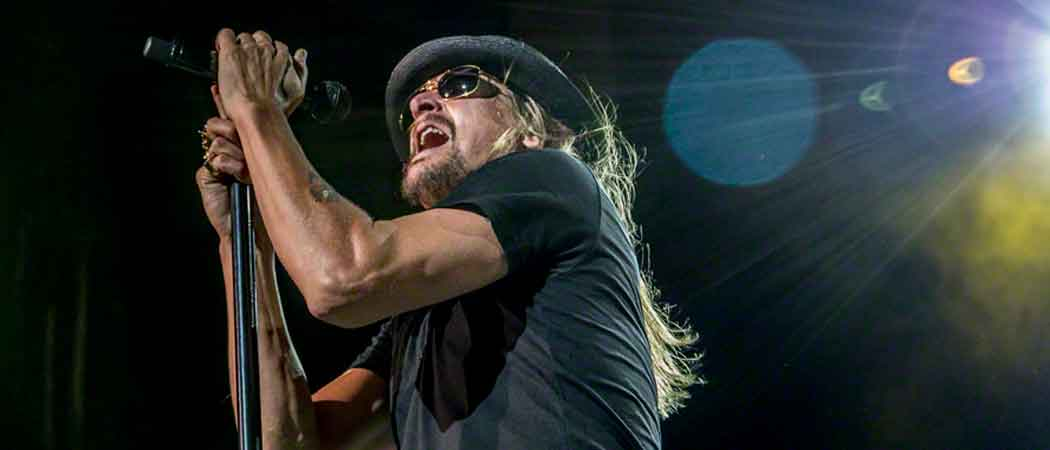 Kid Rock, Eyeing Senate Run, Gets Political On Stage At Michigan Concert