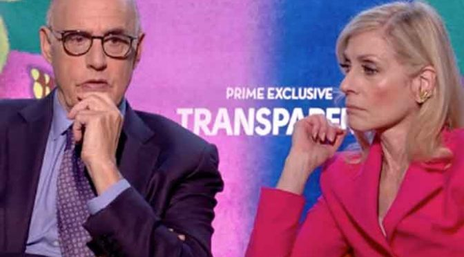 Jeffrey Tambor & Judith Light On Donald Trump's Transgender Military Ban [VIDEO EXCLUSIVE]