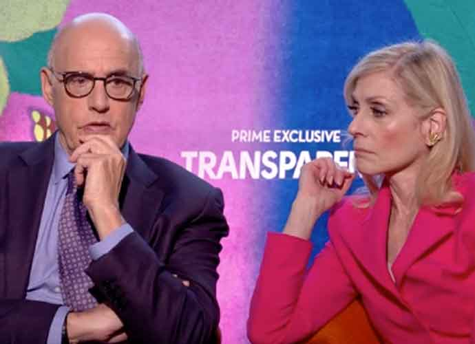 Jeffrey Tambor & Judith Light On Donald Trump's Transgender Military Ban [VIDEO EXCLUSIVE]