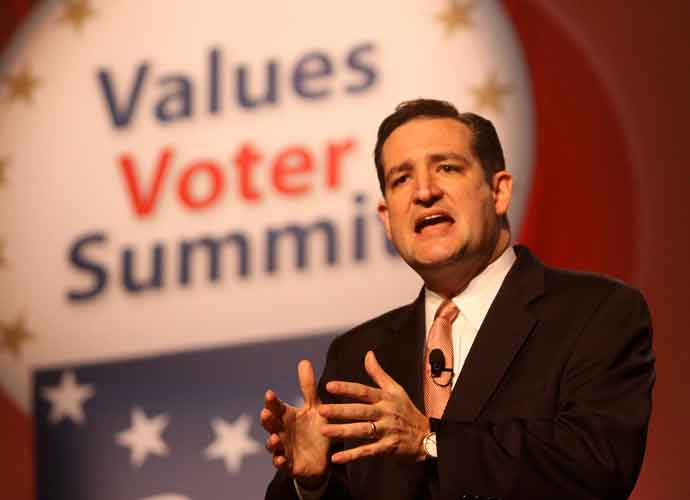 Texas Senator Ted Cruz Warns: Democrats Want To Turn Texas Into A 'Tofu, Silicon, Dyed-Hair' California