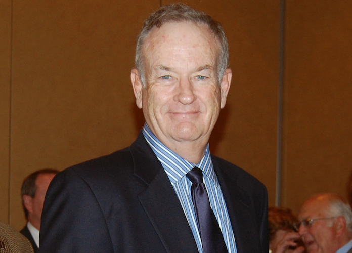 Bill O'Reilly Angry At God For His Sexual Harassment Allegations
