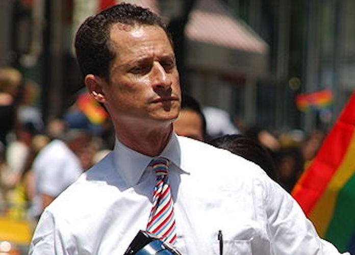 Anthony Weiner Reports To Prison For 21-Month Sexting Sentence
