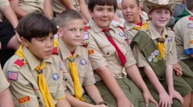 Boy Scouts Set To Admit Girls At The Start Of 2018