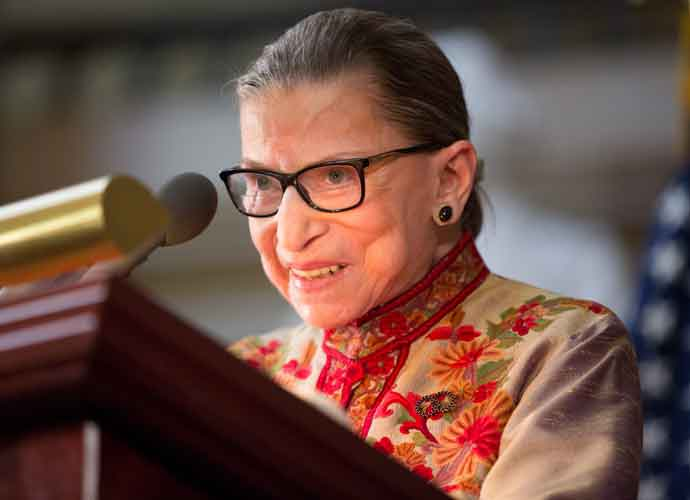 Supreme Court Justice Ruth Bader Ginsburg, Lioness Of The Left, Dies At 87