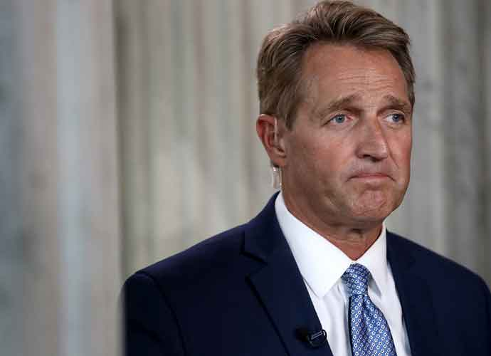 Sen. Jeff Flake Will Oppose All Judicial Nominees Until Bill To Shield Robert Mueller Is Voted Upon