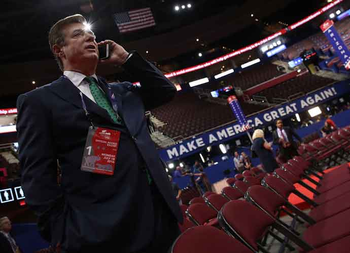 Paul Manafort Charged With 16 Counts Of Mortgage Fraud In New York