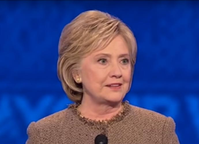 "Hillary Clinton Won't Rule Out Running In 2020: ""I'd Like To Be President"""