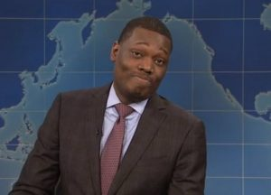 Michael Che Facing Backlash For Calling Donald Trump A 'Cheap Cracker' On 'SNL'