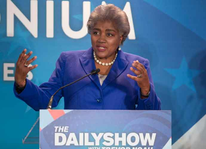 Donna Brazile Says Clinton Campaign Took Over DNC Before Primaries In New Book