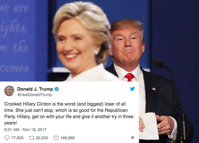 Donald Trump Wanted To Order Justice Department To Prosecute Hillary Clinton & James Comey