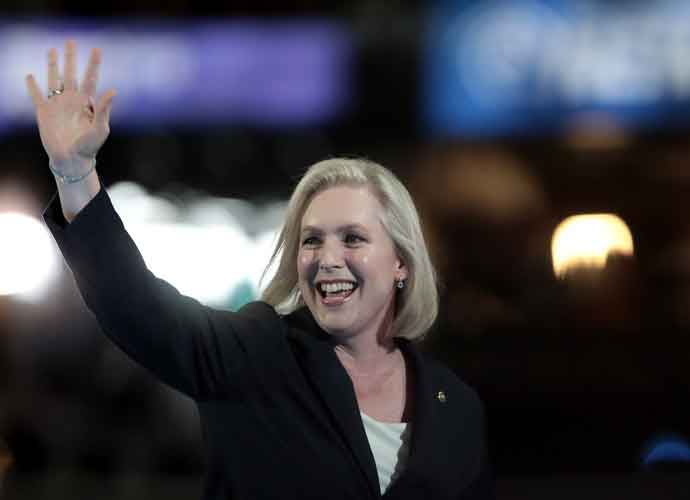 Sen. Kirsten Gillibrand Says Bill Clinton Should Have Resigned After Monica Lewinsky Affair