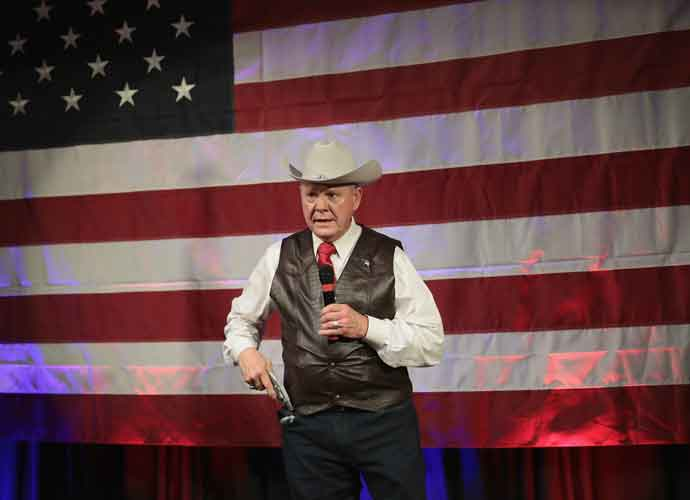 Roy Moore Receives President Trump's Endorsement
