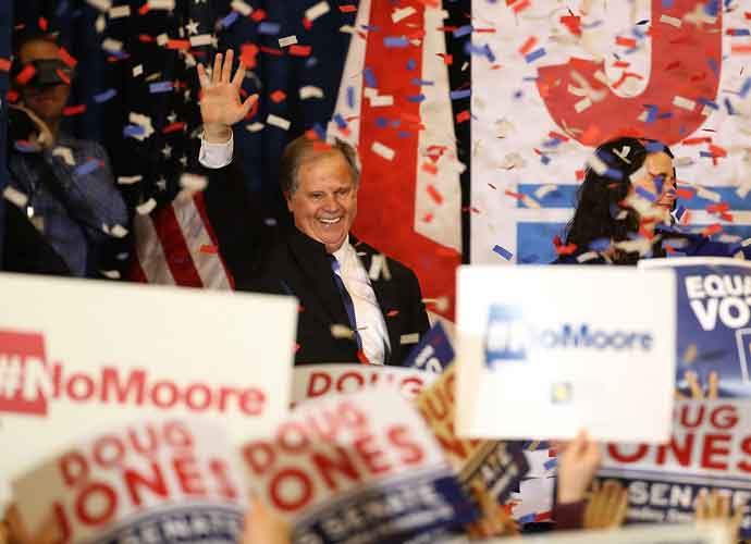 Doug Jones Defeats Roy Moore In Upset Alabama Senate Race