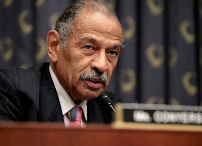 Rep. John Conyers Resigns From Congress Amid Sexual Harassment Allegations