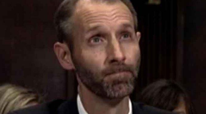 Matthew Petersen, Trump's Judicial Pick, Withdraws After Flubbing Senate Confirmation Hearing [VIDEO]
