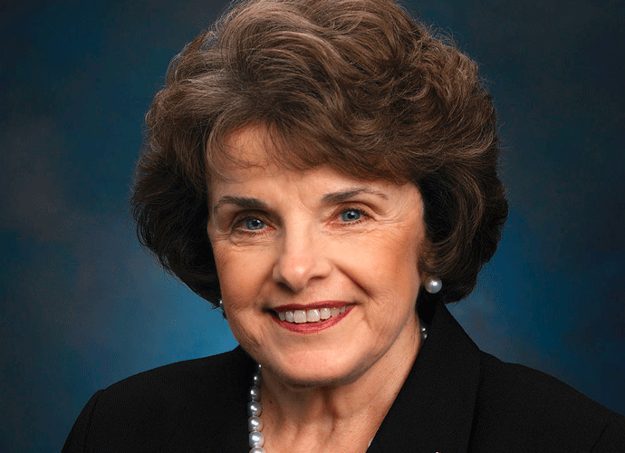 President Trump Attacks Sen. Diane Feinstein For Release Of Glenn Simpson's Fusion GPS Testimony