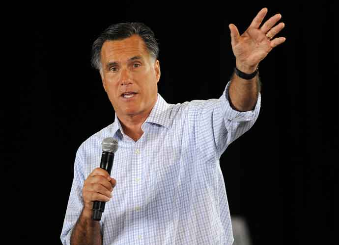 Trump Says Mitt Romney Should Be 'Impeached' For Criticism Of Biden Probe Scandal