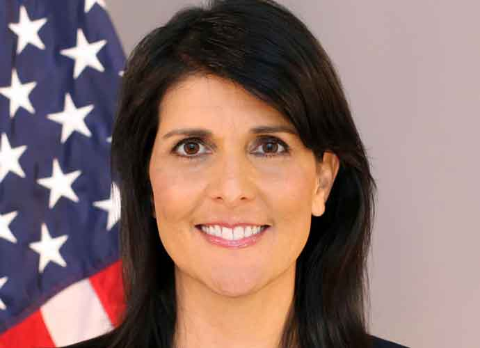 Nikki Haley Resigns As Ambassador To United Nations, Trump Says She Will Leave 'At The End Of The Year'