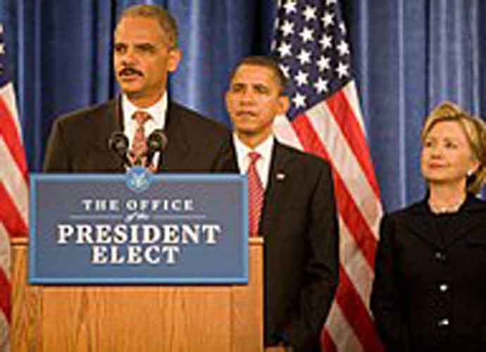 Eric Holder Reportedly Considering Entering Race For 2020 Democratic Presidential Nomination