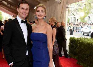 Jared Kushner & Ivanka Trump (Photo: Getty)