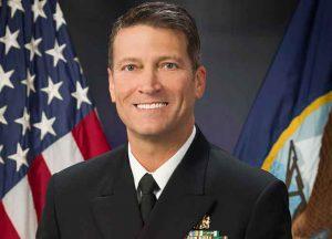 Dr. Ronny Jackson (Image: Pentagon)