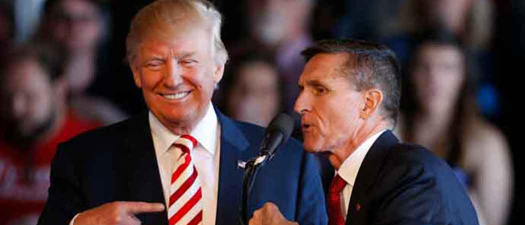 Michael Flynn Pledges Support For QAnon Conspiracy On July 4