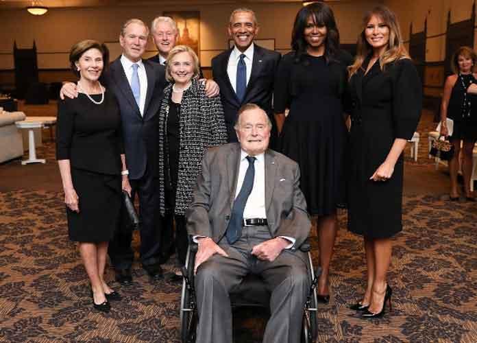 Former U.S. Presidents Obama, Bush & Clinton Offer To Take COVID-19 Vaccine On TV