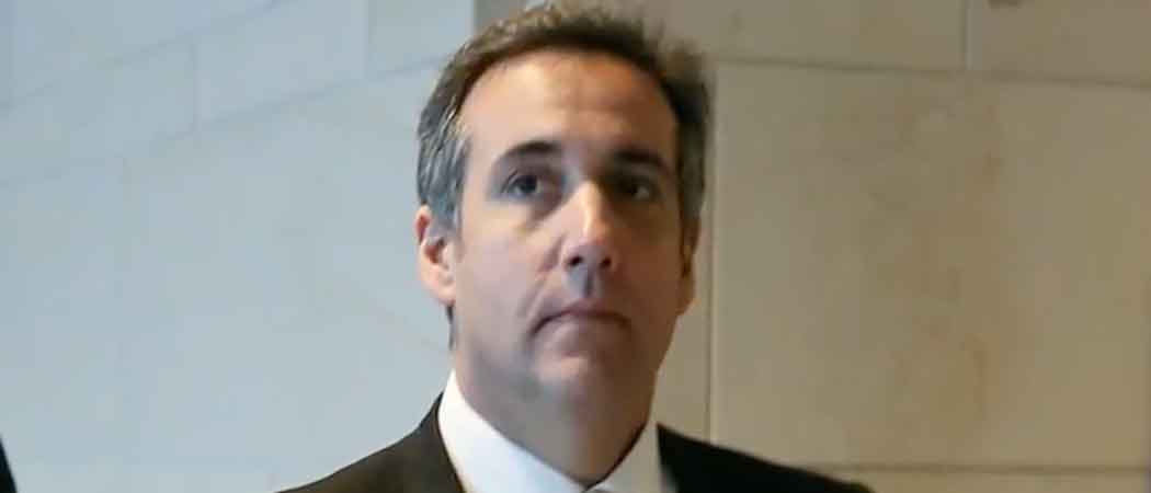FBI Raids Office Of Trump Lawyer Michael Cohen Seizes Documents, Including On Payments To Stormy Daniels