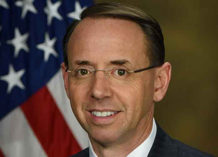 Will Rod Rosenstein Be Fired Or Quit? His Fate Will Be Decided At Thursday Meeting With Donald Trump