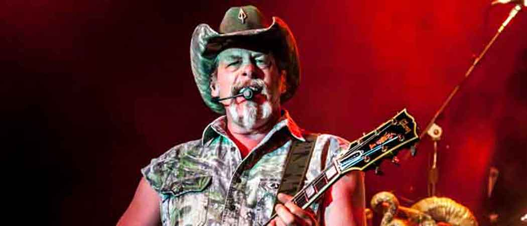 "Ted Nugent Criticizes Never Again Activists, Calls Them ""Uneducated"""