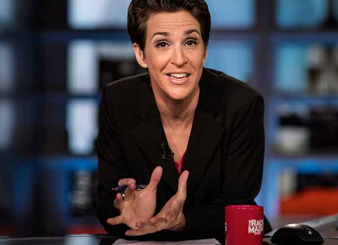 Rachel Maddow Beats Sean Hannity As Most-Watched Cable News Show