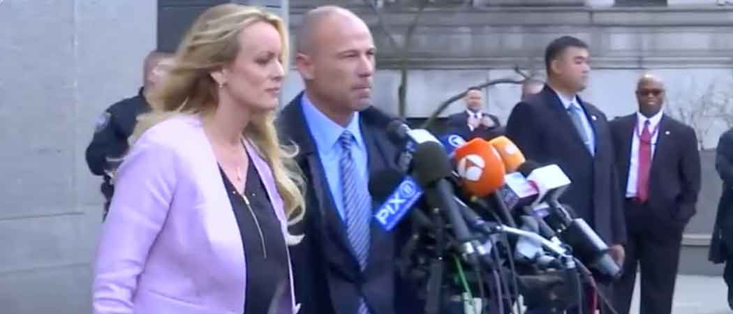 Trump Lawyers Seek $800,000 In Legal Fees From Stormy Daniels For Her Defamation Suit