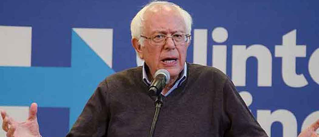Bernie Sanders Announces Plan To Wipe Away All $1.5 Trillion In Student Loan Debt