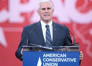 Mike Pence (Image: Getty)