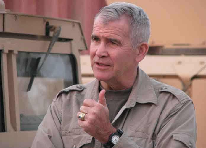 NRA President Oliver North Blames Ritalin For Mass Shooting Epidemic in U.S.