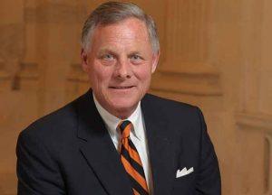 Sen. Richard Burr (R-N.C.) (Image: U.S. Senate)
