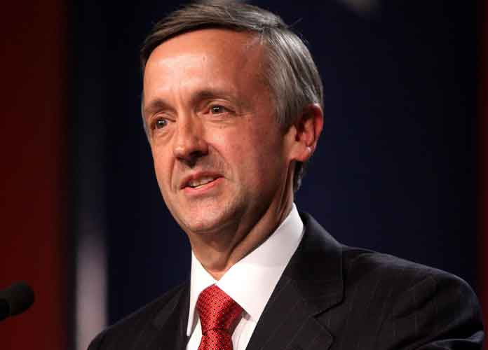 Who Is Robert Jeffress, Evangelical Pastor Who Delivered Prayer At Jerusalem Embassy Opening?