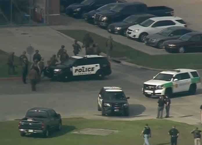 Shooting At High School In Santa Fe, Texas, Leaves At Least 10 Dead: Suspect In Custody