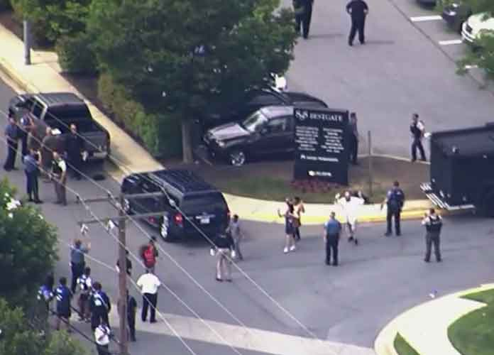 Annapolis Newspaper Shooting: 5 Killed, Many Severely Injured In Massacre At 'Capital Gazette' Newspaper