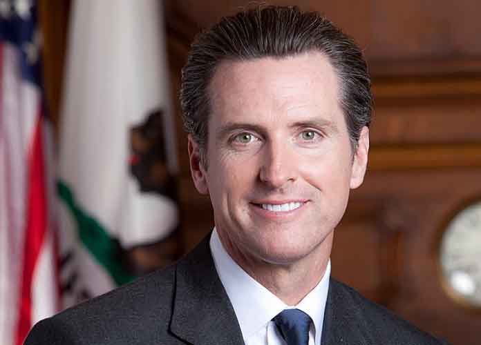 "California Gov. Gavin Newsom Says GOP Is Heading Toward ""Waste Bin Of History"""