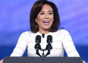 Jeanine Pirro speaking at the 2017 CPAC in National Harbor, Maryland. (Photo: Getty)