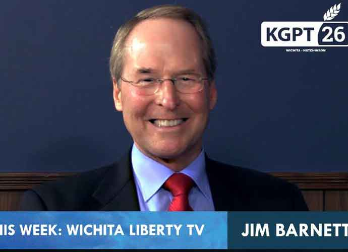 Jim Barnett, GOP Candidate For Kansas Governor, Names His Wife, Rosemary Hansen, As Running Mate