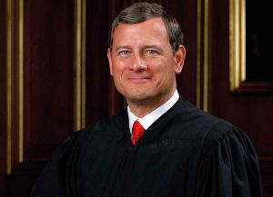 Supreme Court Chief Justice John Roberts (Photo: Wikimedia)