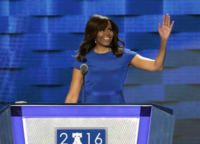 Michelle Obama Voices Support For Democratic Bills To Make Voting By Mail Easier