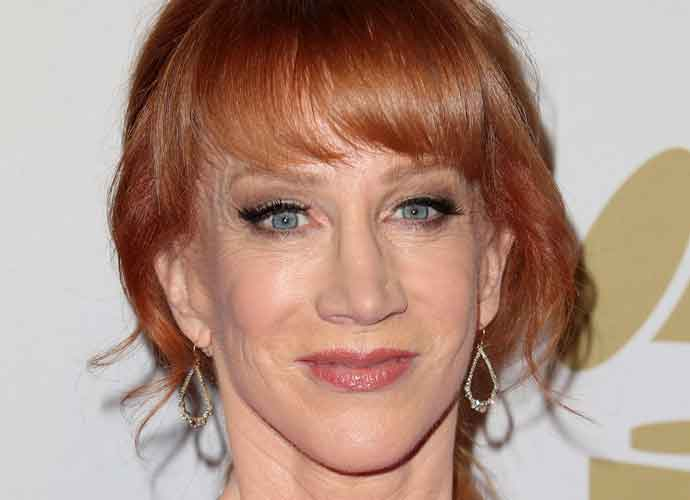 "Kathy Griffin On Potential Of Donald Trump's Impeachment: ""Everything Will Come Out"""