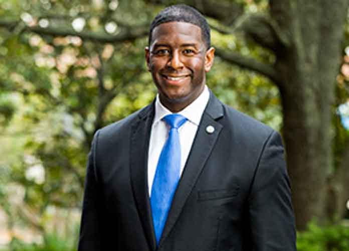 Florida Governor Candidate Andrew Gillum On GOP Opponent Ron DeSantis: 'The Racists Believe He's A Racist'