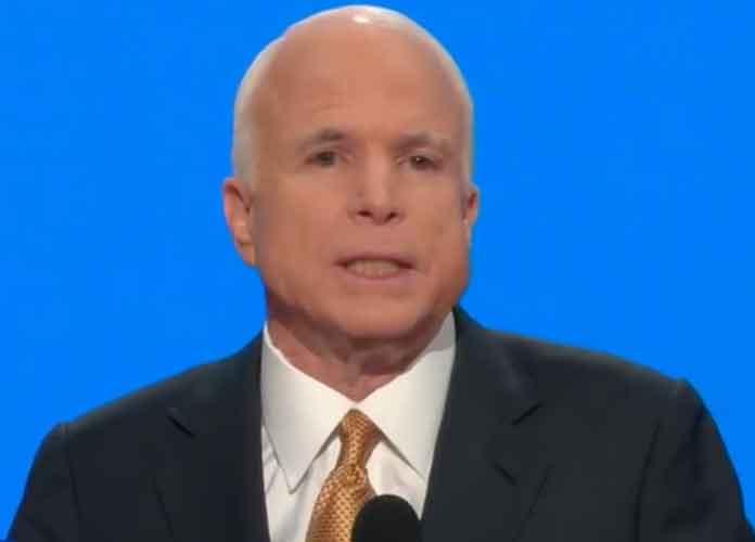 WATCH: Cindy McCain Praises Joe Biden In Democratic National Convention Video