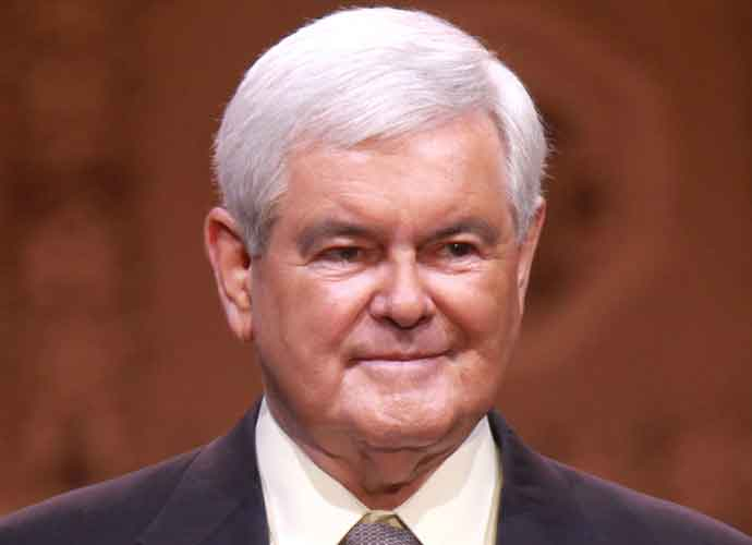 Newt Gingrich Calls New York Times's Investigation Into The Roots Of Slavery 'A Lie'