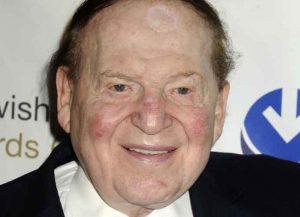 Sheldon Adelson (Photo: Wikimedia)